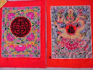 Classification of Chinese embroidery factions