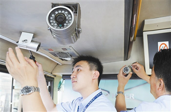 3G Video Surveillance System Ensures Long-distance Passenger Transport Safety