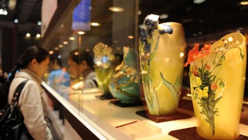 Taiwan Arts & Crafts Attract Chongqing Visitors