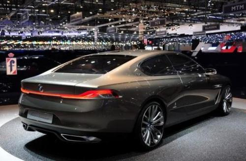 BMW may release 9 Series concept models