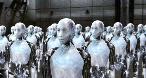 Application of Intelligent Robot in Enterprise Management
