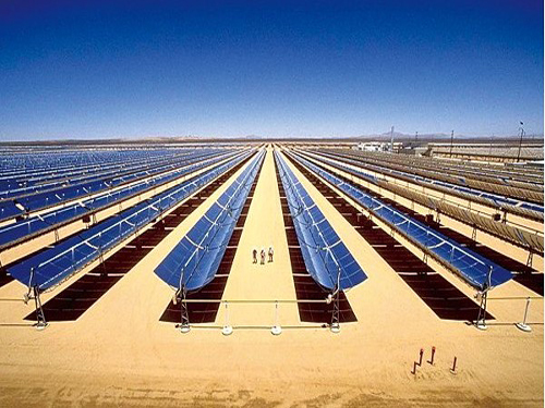Light and heat industry in Qinghai is booming