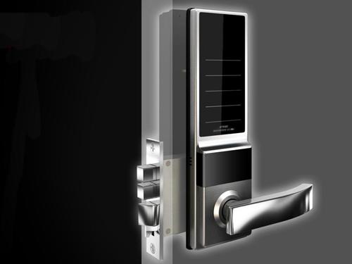 Intelligent lock stirs the market structure of civilian locks