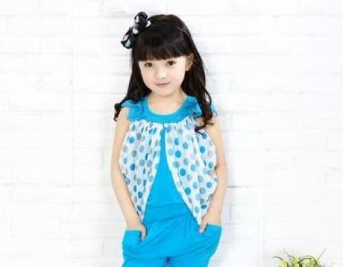 Severe economic development Shishi children's wear bottleneck