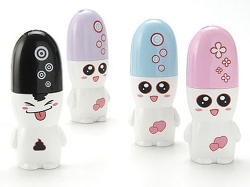 Children's small appliances appearance is not practical and practical