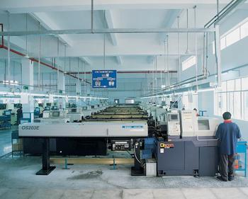 """The tendency of """"anxious for success"""" in the development of machine tool industry"""