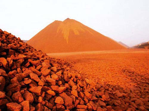 Black hole frequent commodity trading such as iron ore