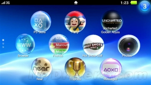 Discard Android? Sony will push Vita system phone/tablet