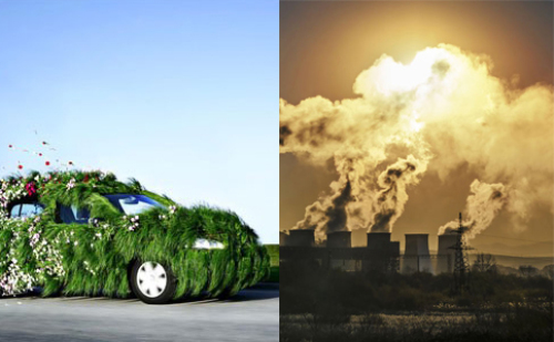 Is electric cars really more environmentally friendly than fuel cars?