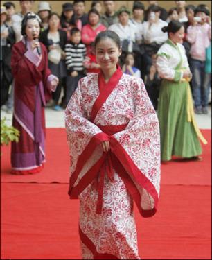 Luoyang Museum Han Shi Ming Yue Hanfu Culture Exhibition