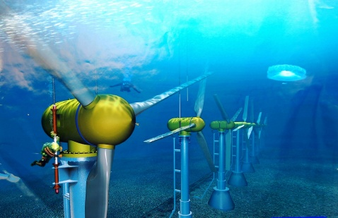 The world's first seabed storage energy plan in Norway
