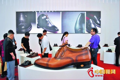 "Chinese shoe industry ""buyers"" economy urgently needs to accelerate development"