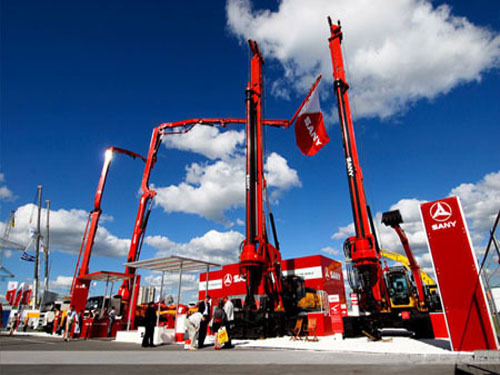 This year, the construction machinery industry will stabilize and pick up.