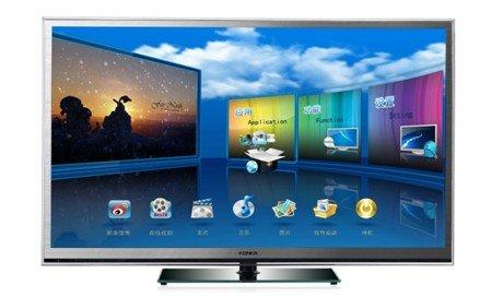 TV companies accelerate double-line layout