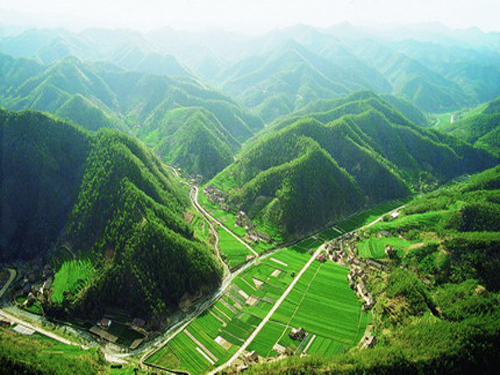 Shaanxi builds green mining