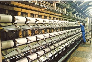 Tighten funds for textile companies and follow up on follow-up policies