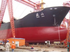 The Status Quo and Development Prospect of China's Shipbuilding Industry