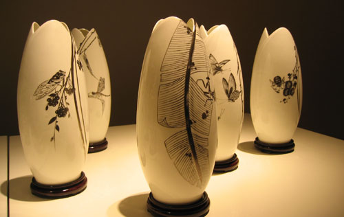 """Contemporary Ceramics: Only Having """"Four Beautys"""" is worth investing in and collecting"""