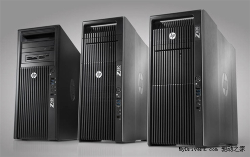 HP Releases Next Generation Z-Series Workstation Products
