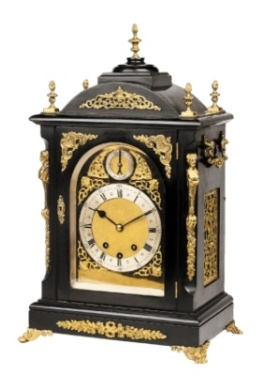 European antique clock worth nearly 30%