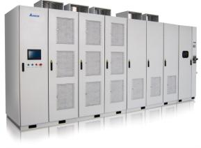 Delta high-voltage frequency converters help Henan