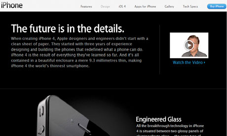 """Apple wins the right to use the """"slimest mobile phone"""" slogan in the UK"""