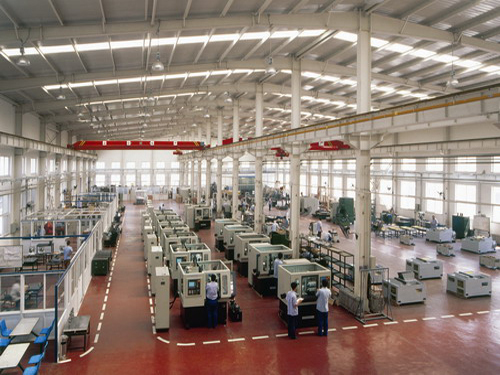 China's machine tool manufacturing industry benefits from the environment