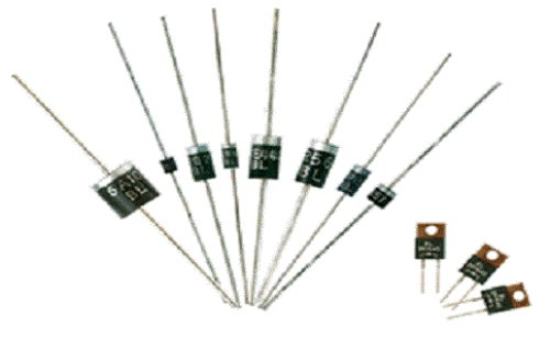 The main parameters of the semiconductor diode
