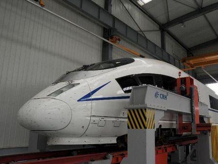 High-speed rail shaft crack event regeneration suspect cloud: flaw detection machine put Oolong