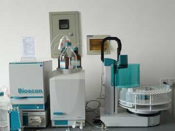 Application Analysis of Laboratory Ion Chromatograph