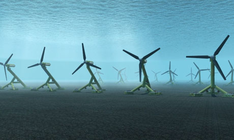 World's Largest Tidal Power Project Opens in Scotland
