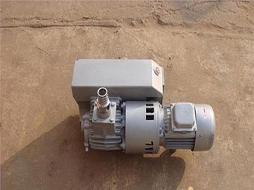 Rotary vane vacuum pump advantages and disadvantages