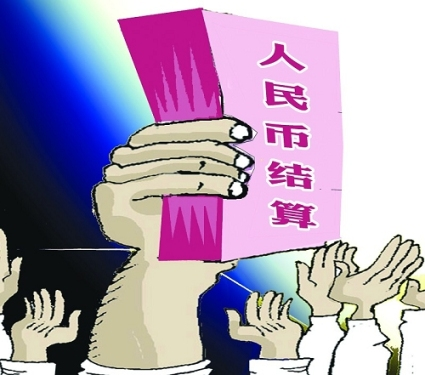 Is RMB settlement due to U.S. pressure?
