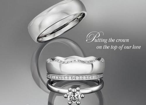 Wedding Ring Private Customization First China
