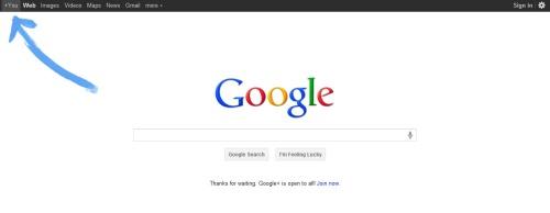 Google Home Advertising Google+ Open Registration