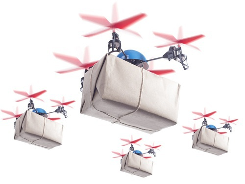 Policy Boosts the Rise of UAV Industry Development
