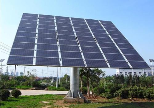 The Ministry of Finance invests heavily in the development of photovoltaic power generation industry