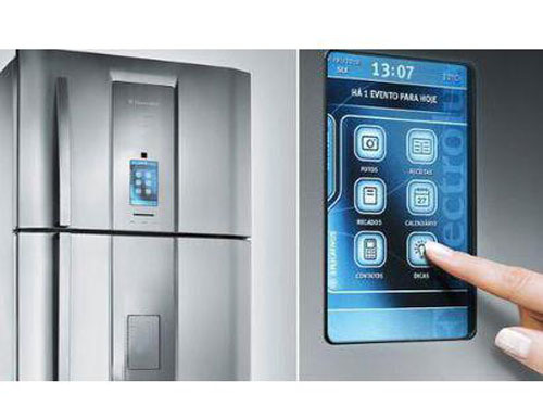 Appliances put on smart coats will be high