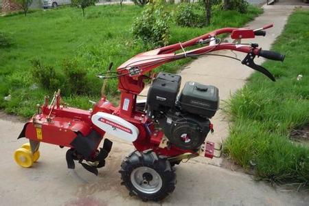 Rapid development of agricultural mechanization