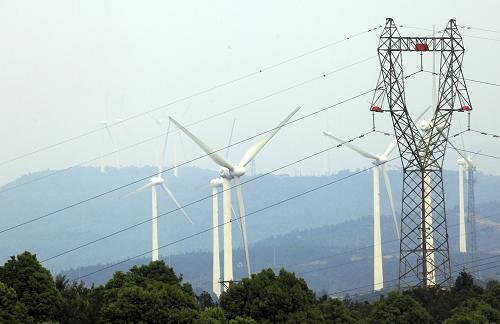 Energy Bureau: China's first-half year-on-year increase in wind power generation by 61%