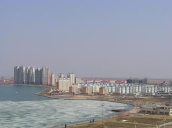 Industrial Park Helps Economic Development of Zhangjiakou City