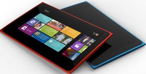 Nokia tablet more details exposure