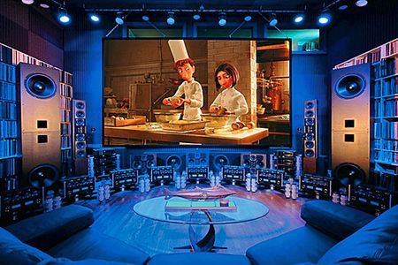 How to set up a home theater