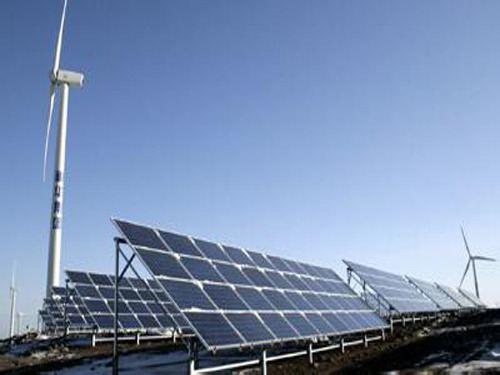 Photovoltaic added 13GW to the whole year