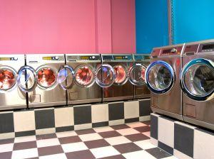 Home washing machine sales fell slightly in the first quarter