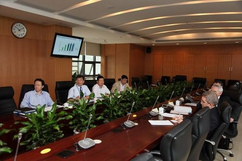 China-France nuclear power cooperation has strategic significance