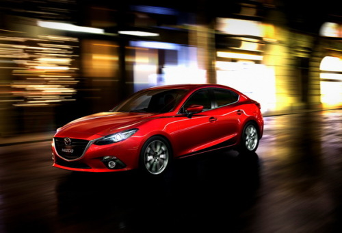 Mazda sales target of 220,000 units in China this year