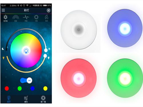 Open Smart Age - Smart Bluetooth Music Ceiling Light