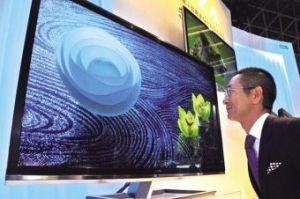 Domestic color TV giants snatch Japanese market