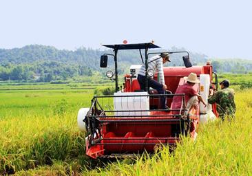 Agricultural machinery market is vast
